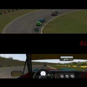 AUTOMOBILISTA OPALA Multi Class Racing at INTERLAGOS HISTORIC
