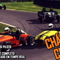 Automobilista BETA: Caterhams @ Cadwell Park