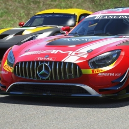 Assetto Corsa - Dodge Viper GT3 - Interlagos Race - 2k 60fps
