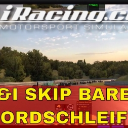 iRacing UK&I Skip Barber League race Round 5 from Nordschleife