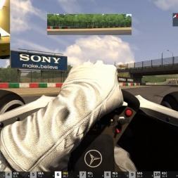 Assetto Corsa Suzuka international McLaren MP4-13 F1 1998 (download mod)
