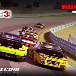 iRacing | RUF GT3 Challenge @ Watkins Glen | 4300SoF Full Race