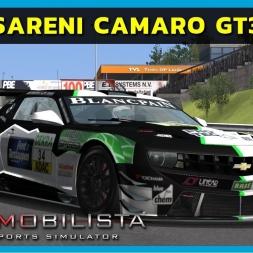 Automobilista - Sareni Camaro GT3 at Zolder (PT-BR)