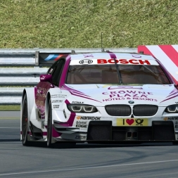 VSR DTM   RaceRoom   R3 Eurospeedway Lausitzring   Balazs Toldi OnBoard