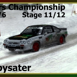 Dirt Rally - Championship Opel Manta 400 - Rally 03 - Stage 11
