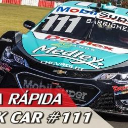 STOCK CAR V8 #111 – VOLTA RÁPIDA COM RUBENS BARRICHELLO #80 | ACELERADOS