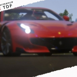 Assetto Corsa Ferrari F12 TDF + download