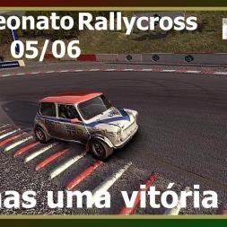 Dirt Rally - Campeonato RX - 05 - Apenas uma vitória (PT)