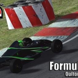 rFactor 2 - Formula Ford - Oulton Park