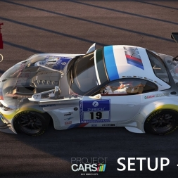 Project CARS Sakitto Race with BMW Z4 GT3 + Setup