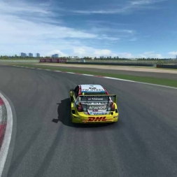 RaceRoom Setups - WTCC15 Chevrolet RML Cruze TC1 - Shanghai WTCC - 1.48.028LB*