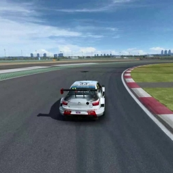 RaceRoom Setups - WTCC15 Citroen C Elyse - Shanghai WTCC - 1.48.564LB*