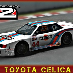 rFactor 2 | 1986 Toyota Celica GTO @ Montreal | TV+Onboard