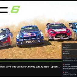 Découvrons WRC 6 !