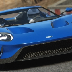 Assetto Corsa - Ford GT - Gameplay 2k 1440p