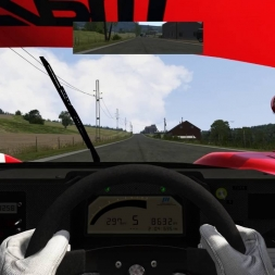 Lap of Spa 1966 - Assetto Corsa  (Onboard)