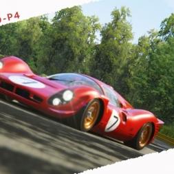 Assetto Corsa Ferrari 330 P4 and Monza tribute