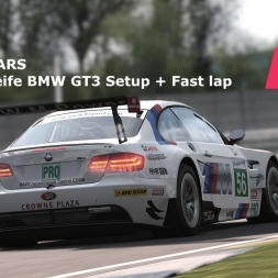 Project CARS Nordschleife BMW GT3 setup + fast lap