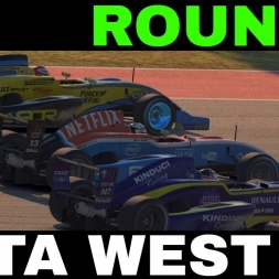 AOR Formula Renault 2.0 Round 6 at Circuit of the Americas West