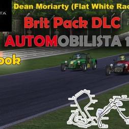 Automobilista - Brit Pack DLC with original sound - Brands Hatch, Cadwell Park, Oulton Park