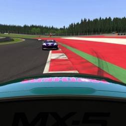 AC • Mazda MX-5 Cup @ Spielberg | Full Race • 25 min.
