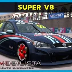 Automobilista - Super V8 at Surfers Paradise (PT-BR)