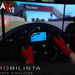 Automobilista Brit Pack DLC -  Formula V12 @ Oulton Park