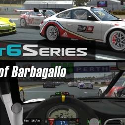 rFactor 2 - Flat6 Series (2.0) - Barbagallo Raceway