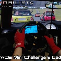 Automobilista Race - Mini Challenge @ Cadwell Park - Brit Pack