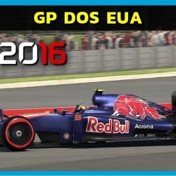 F1 2016 PC - USA GP (PT-BR)