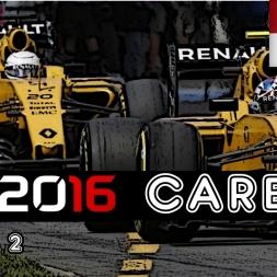 F1 2016 Career - S2R6: Monaco - Monaco Baby Yeah!