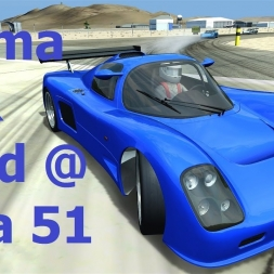 Automobilista Ultima GTR Road @ Area 51 Hotlap