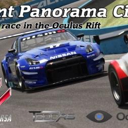 Assetto Corsa:Mount Panorama Circuit- Nissan Nismo Gtr Gt3- Oculus Rift- Race