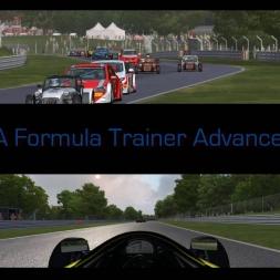 AUTOMOBILISTA F-Trainer Advanced MULTI CLASS at BRANDS HATCH GP