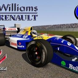 Assetto Corsa * Williams FW14 1991 * WIP [download]