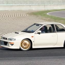 Assetto Corsa 1.8.1 (Subaru 22B STI)