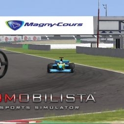 Automobilista - Magny-Cours - Formula V10