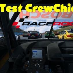 RaceRoom Racing Experience Test CrewChief V3 + Download