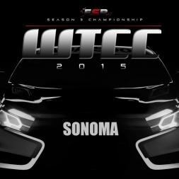 RaceRoom | ESR Championship Round 6 WTCC 2015 @ Sonoma