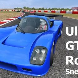 Automobilista Ultima GTR Road @ Snetterton 300 (Hotlap)