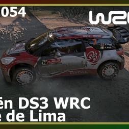 WRC 6 - Citröen DS3 WRC - Ponte de Lima