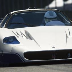 Assetto Corsa - Maserati MC12 - 1440p 60 fps Gameplay