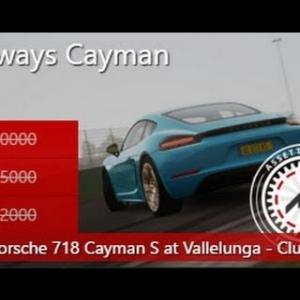 Assetto Corsa Sideways Cayman Gold 1.9