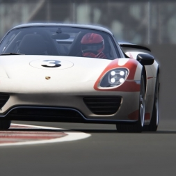Assetto Corsa | Porsche 918 Spyder | Silverstone GP | Hotlap