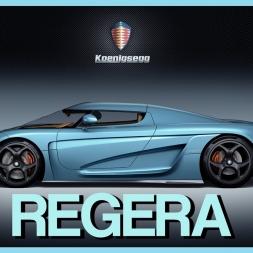★ Assetto Corsa - Koenigsegg Regera