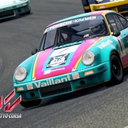 Assetto Corsa - Porsche Carrera 911 RSR 3.0 - DLC Porsche Pack I - Nurburgring - Gameplay [PT BR]