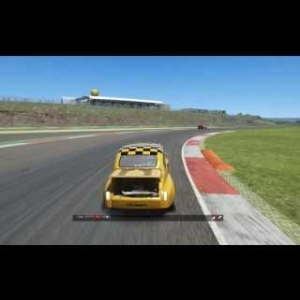 Abarth 1000 / Vallelunga / Race / Multiplayer
