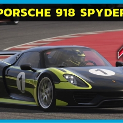 Assetto Corsa - Porsche 918 Spyder at Barcelona (PT-BR)