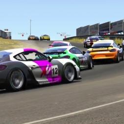AC • Porsche Cayman GT4 Clubsport @ Zandvoort | ESL