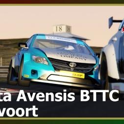 Assetto Corsa - Toyota Avensis BTTC - Zandvoort